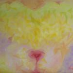 《记忆之外二 1》布面油画60x50cm 2014