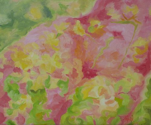 《记忆之外二6》布面油画60x50cm 2014