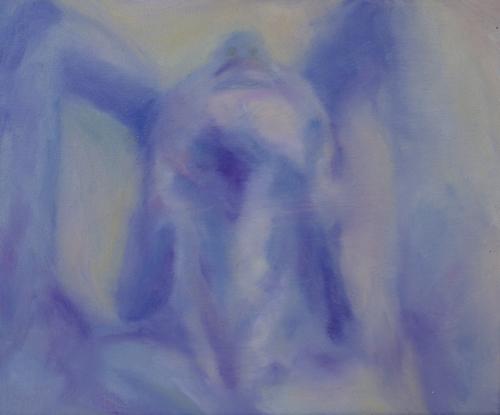 《记忆之外二9》布面油画60x50cm 2014