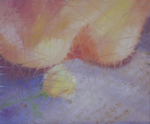 《记忆之外二11》布面油画60x50cm 2014