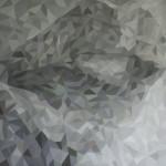 《记忆之外一4独白》布面油画100x100cm 2014